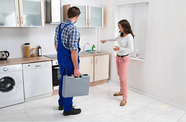 appliance repair westminster